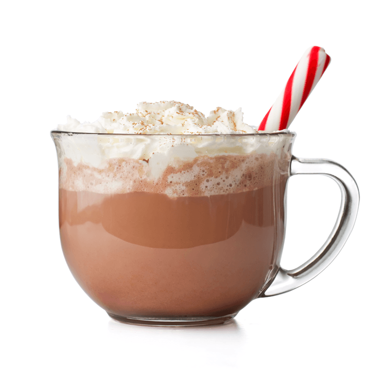 Peppermint Mocha Cocktail