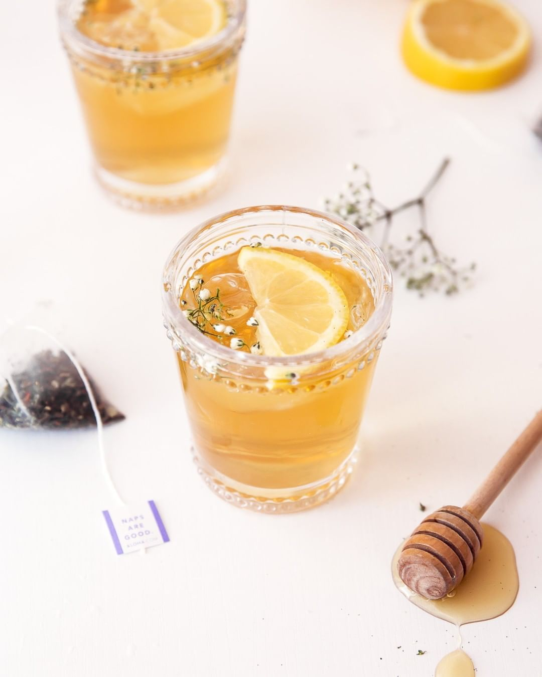 Chamomile Toddy