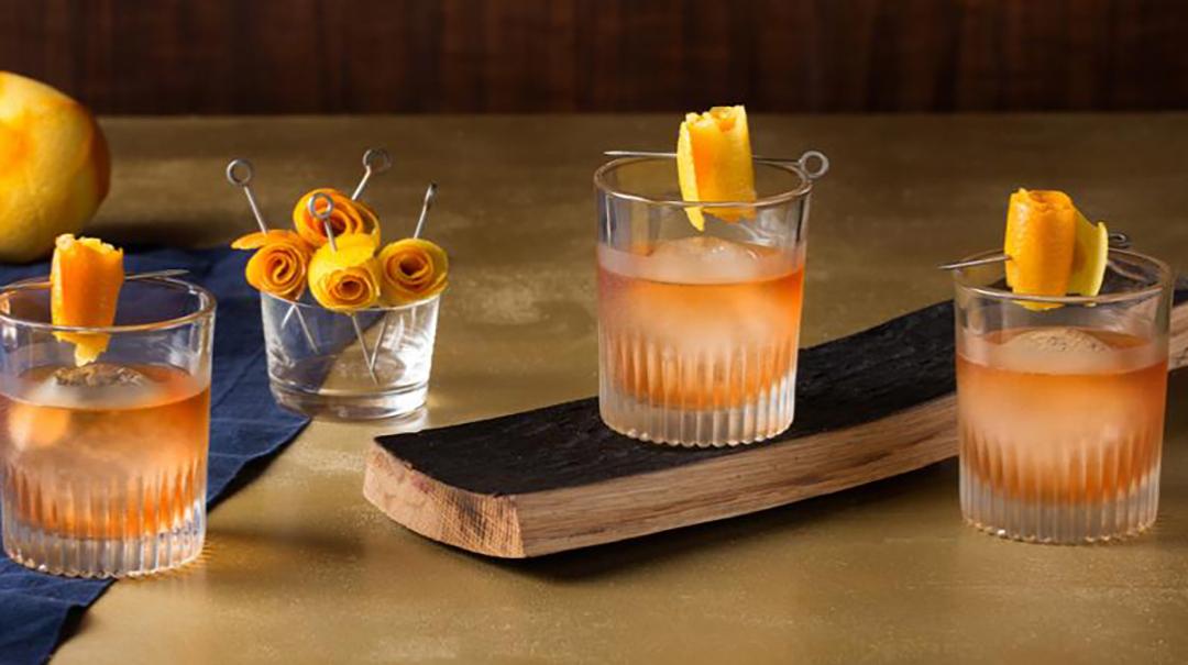 Double Oak Old Fashioned