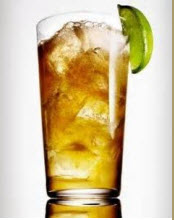 "Clan MacGregor ""Highland Highball"" Ginger Ale Tall Drink"