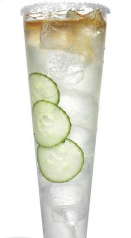 Cucumber Crusta