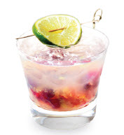 Grape Caipirita