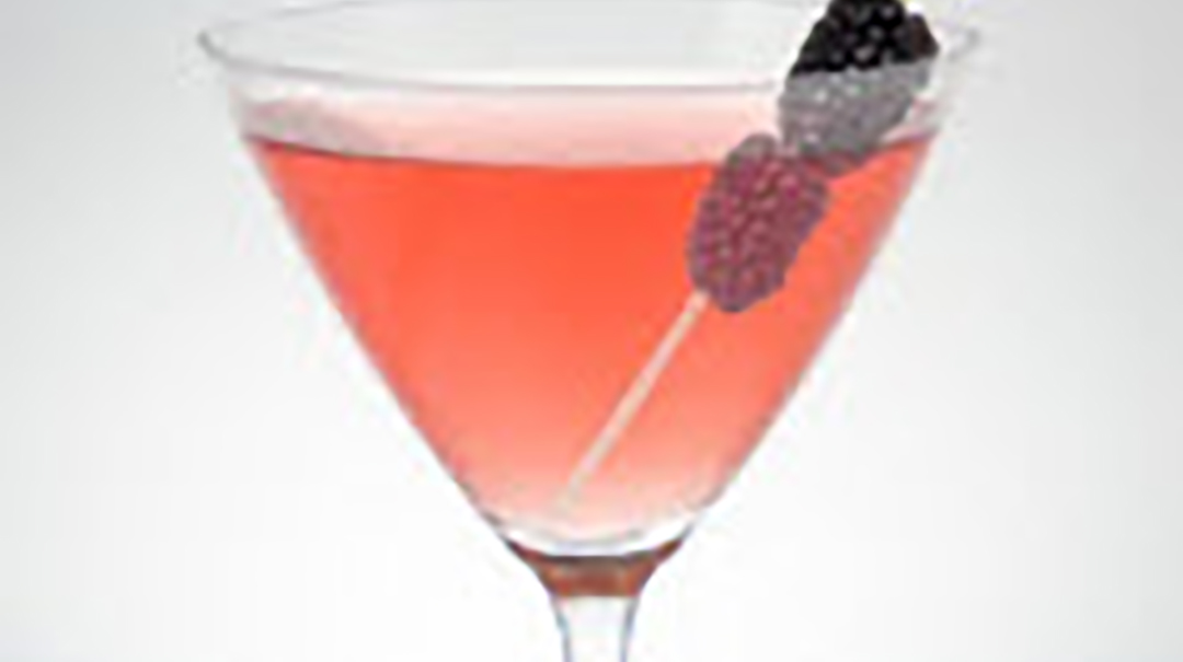 Hendrick's Wildberry Martini