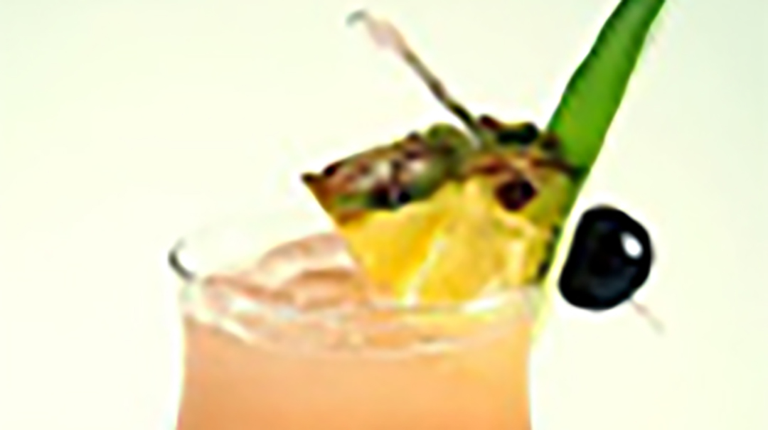 "Sailor Jerry Fireball Lime Pineapple Orange ""Tai Tiki"""