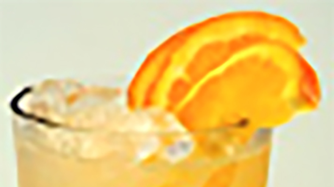 "Sailor Jerry Fireball Tangerine Orange ""Tangerine Orange Spritz"""