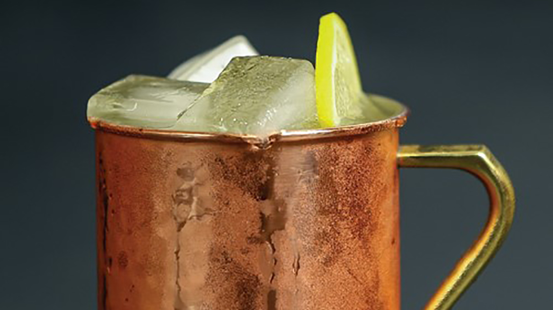 The Frosty Mule - Liquor.com