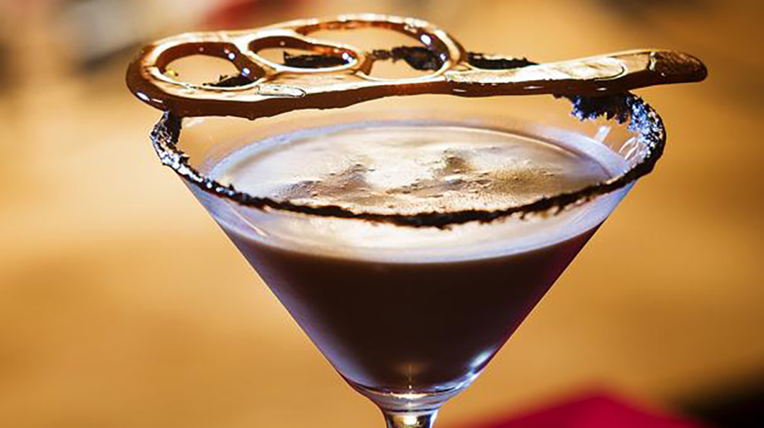 Decadent Chocolate Martini
