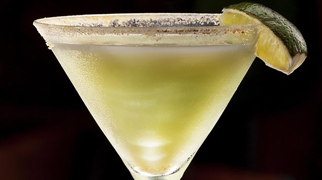 Sour Apple Popsicle Martini