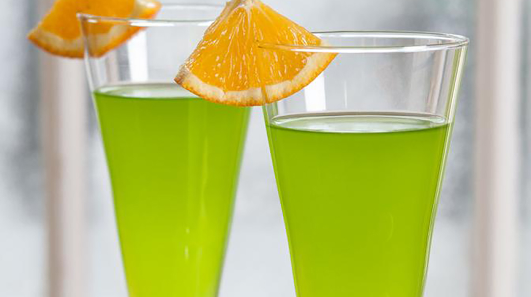 Midori® Orange and Sparkling