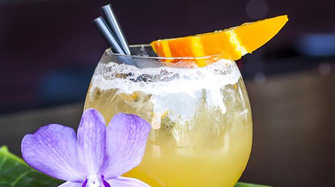 Mango Rum Margarita