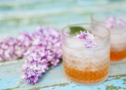 spring cocktails for showers
