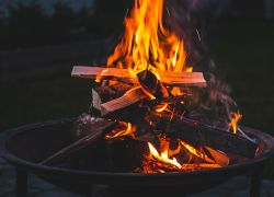 fire pit cocktail ideas