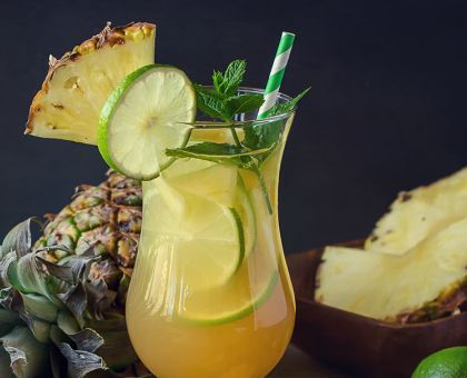 Ancho Reyes Pineapple