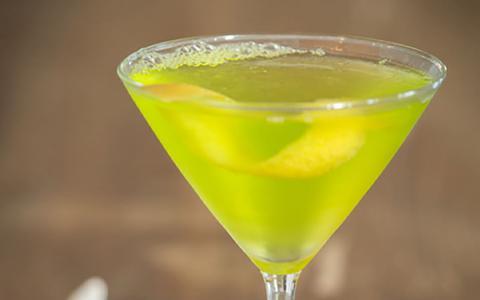 I Honeydew Martini
