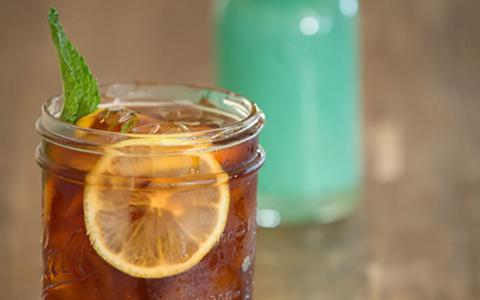 Fireball Iced Tea