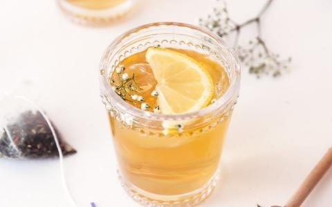 Chamomile Elderflower Toddy