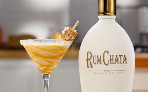 RumChata Salted Caramel Martini