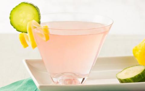 Cucumber Watermelon Martini
