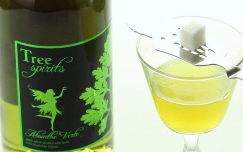 Absinthe Verte Cocktail