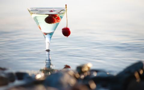 Madeline's Picture Perfect Martini