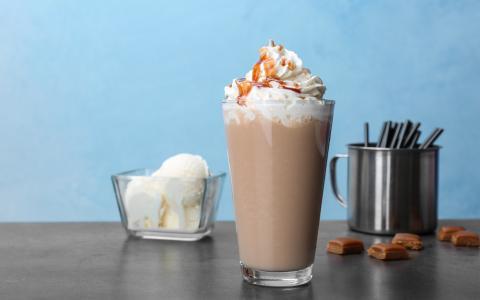 U.S.S. Butterscotch Shake