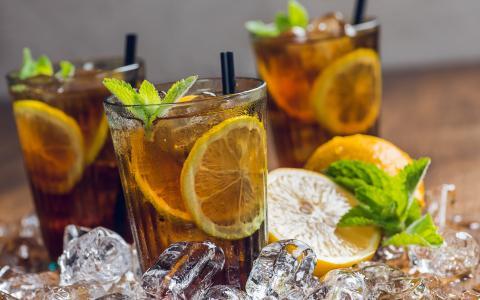 Sweet Tea Lemonade Mojito