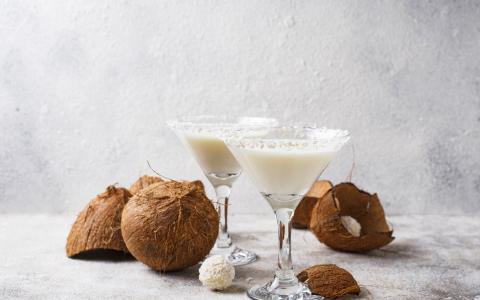 Coconut Snowbank