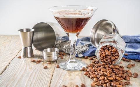Allen's Cold Brew Chocolate Martini
