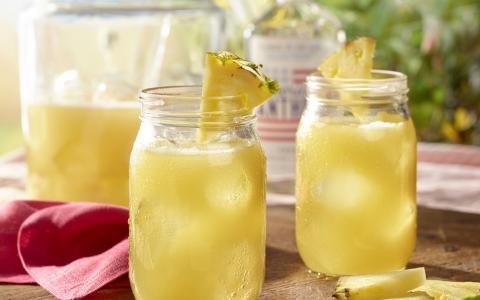 American Anthem Pineapple Mule