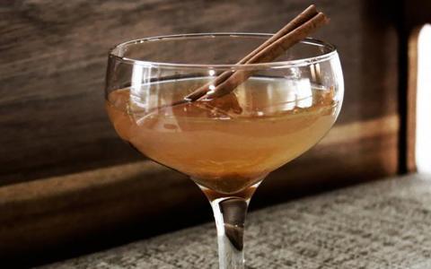 Pumpkin Bourbon Cider