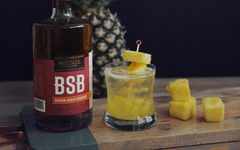 BSB Pineapple Upside Down Cake