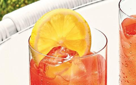 The Bacardi Rum Punch