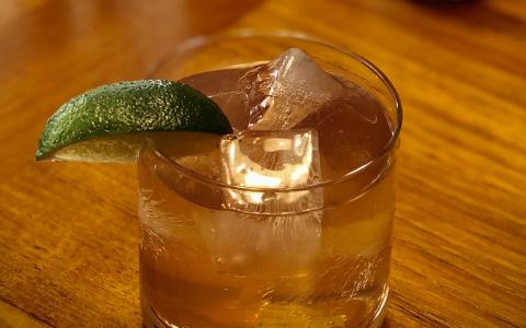 Spencer Albee's Bimini Gin and Bitters