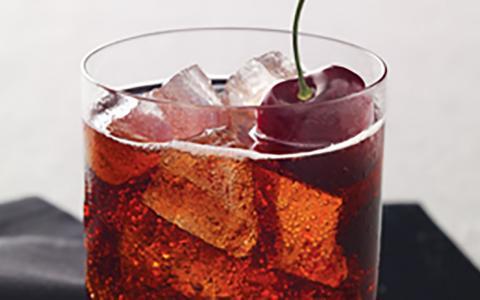Black Cherry Ice Cola