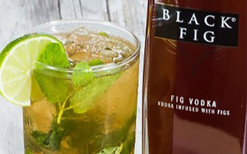 Black Fig Mojito