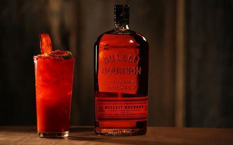 Bulleit Bourbon Bulleit Bloody Mary