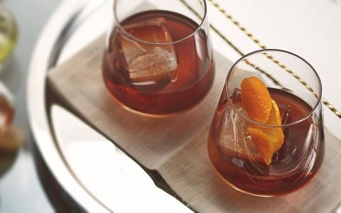 Bulleit Bourbon Frontier Old Fashioned