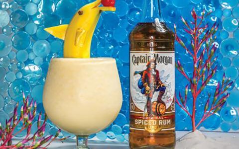 Captain Morgan Original Banana Colada