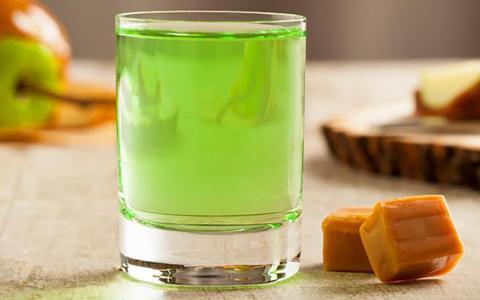Caramel Apple Shot