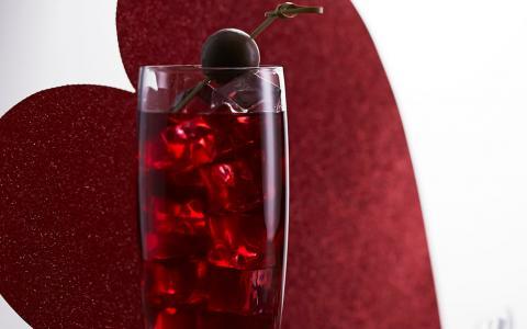 Ciroc Amaretto & Cranberry