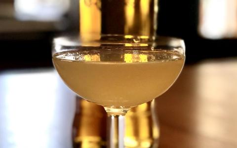 Spencer Albee's Classic Daiquiri