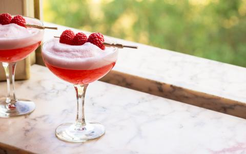 Cupid's Club Cocktail