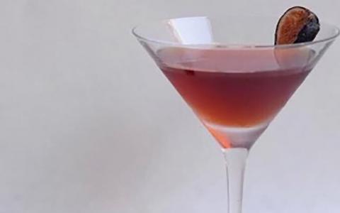 Fig Barrel Martini