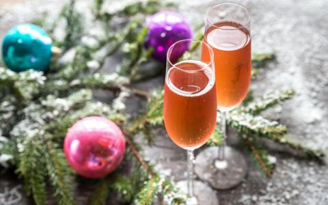 French 75 Holiday