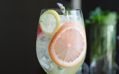 The Garden Gin & Tonic