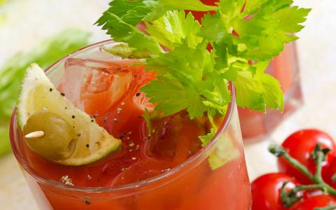 Grainger's Deluxe Bloody Mary