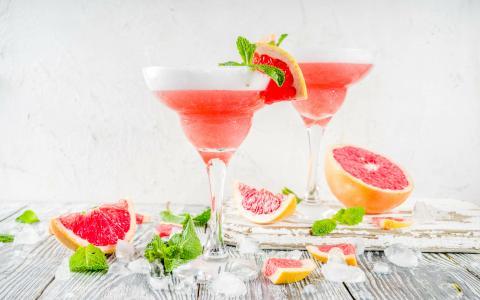 Grapefruit Swoon