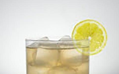 Hudson Baby Bourbon Stone Sour