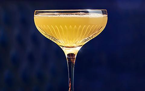 Roast Chestnut Martini