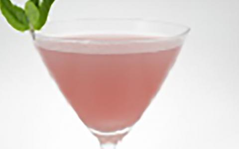 Hendrick's Ginger Pear Raspberry Tea